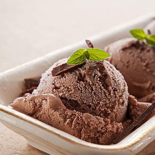 Choconoot ijs van Jo's IJssalon in Reuver